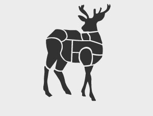 marx imports deer outline