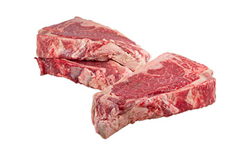 Bone-In Strip Steaks